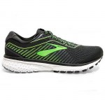 brooks-ghost-12-black-green