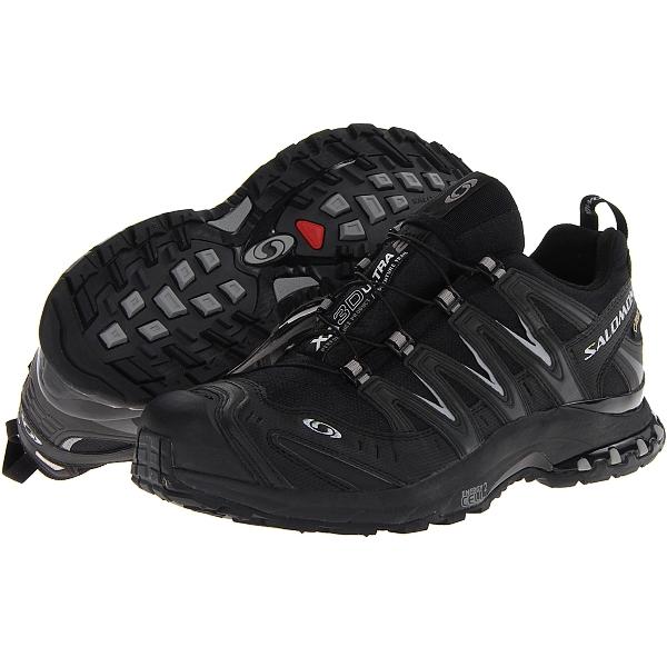 Salomon XA Pro 3D GTX Black - Běžecká obuv - Běhání a625c25c54